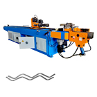 Pipe Bending Thick Wall Serpentine 1/2price Small 2 Axis Cnc Square Pipe Bending Machine For Chair