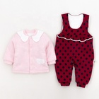 Baby Clothes Manufacturer Unique Brand Cheap Girl Romper Kids Clothing Baby Clothes Ropa Babe In China