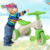 Cartoon sliding car learning toy bike toddler tricycle