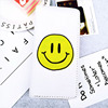 Beyaz + gülümseme yüz