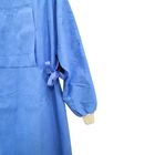 Operation Gown Surgical Hospital Medical Disposable Sterile Fabric Reinforced Surgical Operation Gown Suit 3 Or 4