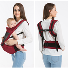Baby Newest Type Baby Carrier Toddler Backpack Hipseat Sling For All Seasons