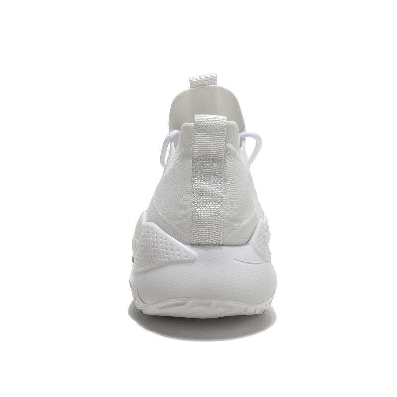 New design custom LOGO sport knit sneaker wholesale outdoor soft mens sneakers for men