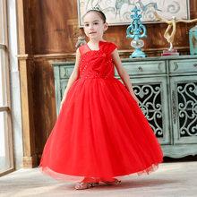 Элегантная одежда с блестками для девочек; Платье для первого причастия; Платье для свадебной вечеринки; Детский костюм принцессы на день р...(Китай)