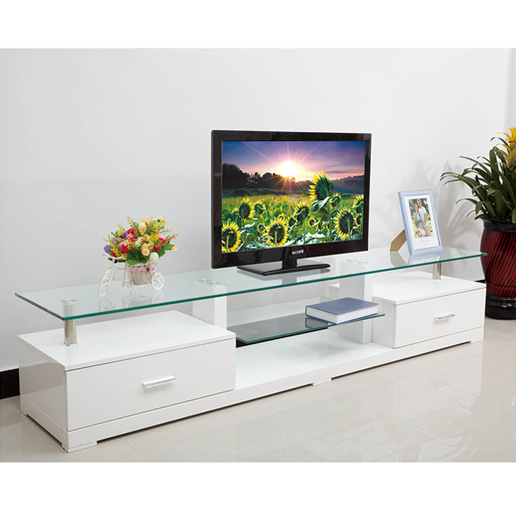 cabinet wall corner modern luxury glass white wood wooden tv stands furniture living room
