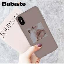 Babaite модный эстетический милый чехол для телефона с изображением маленькой девочки, сделай сам, для iPhone 8, 7, 6, 6S Plus, X, XS, MAX, 5, 5S, SE, XR, 11, 11pro, 11promax(Китай)