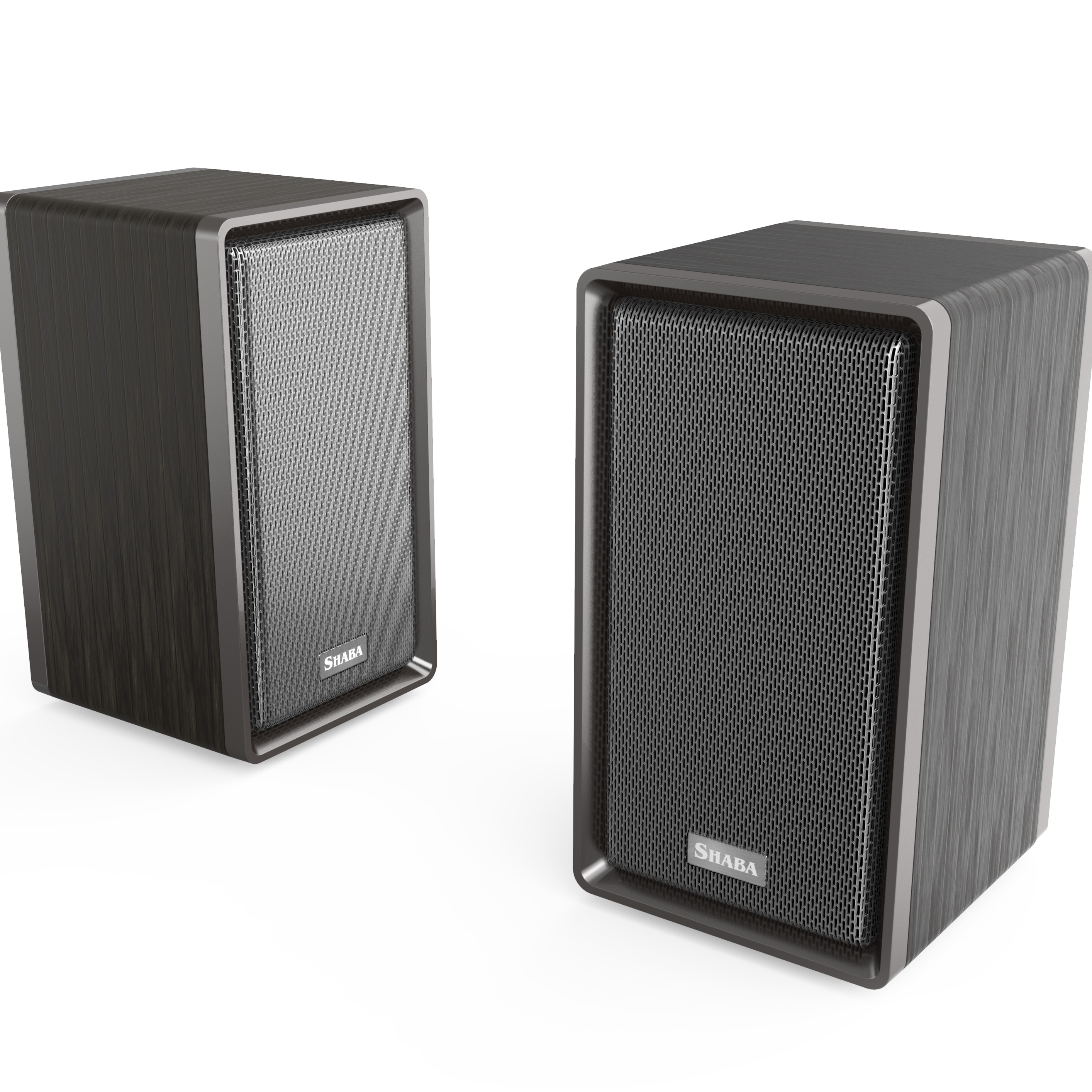 2019 New Exquisite Gift home life portable Creative Dual Driver Twins boombox Outdoor Room Stereo Speaker FM/AM With Battery