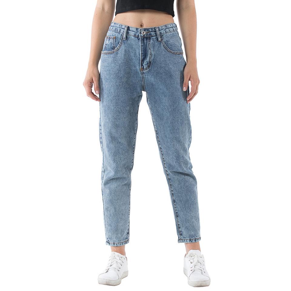 Pantalones Vaqueros De Cintura Alta Para Mujer Pantalon Mom Novedad 2020 Buy Tejidos Vaqueros Mama Jean Product On Alibaba Com