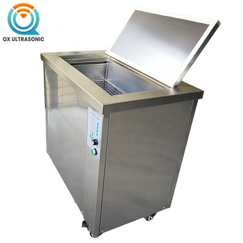 330L Industrial Large Digital Ultrasonic Cleaner Washing Tank Ultrasonic Cleaning Machine For Engine Parts Washer