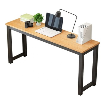 Wholesale Study With Book Case Writing Modern Simple Study Tempered Glass Computer Desk Keyboard Tray
