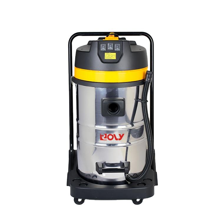 Большой пылесборник ROLY 3600 Вт, мощный промышленный пылесос с большой мощностью