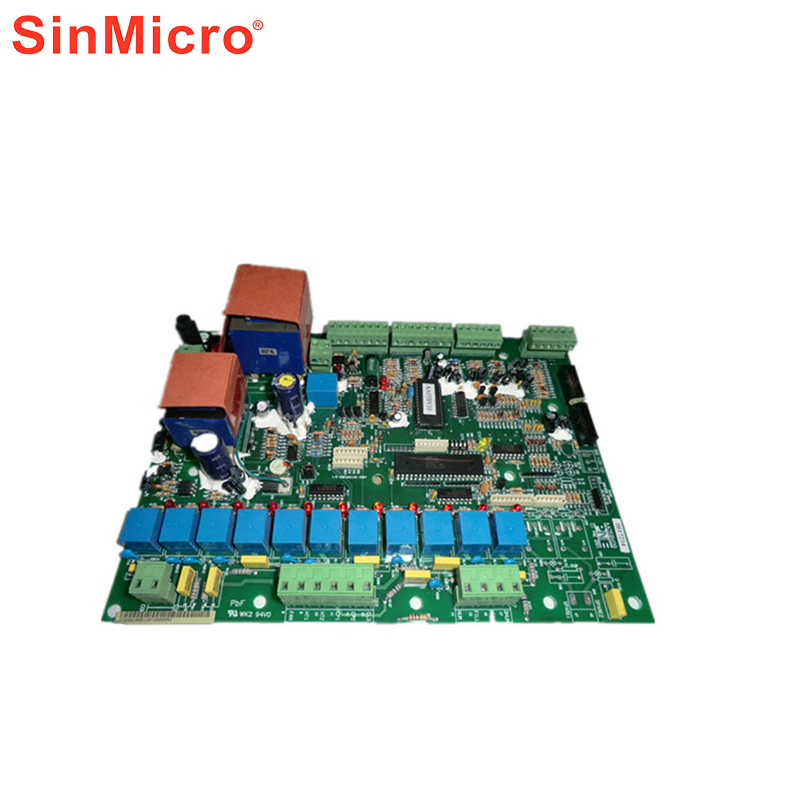 Rigid OEM Special Test Version PCB Board Assembly Traffic Sign Industrial Systems Mold Customization Service PCBA