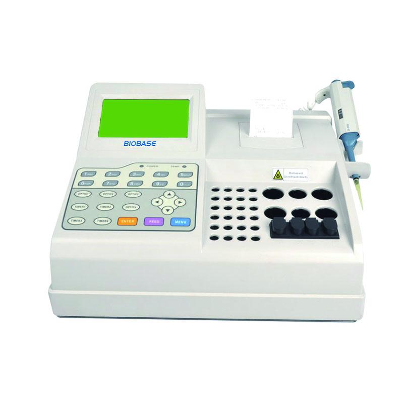 Biobase China  BK1000 series Full-Automatic Blood Coagulation Analyzer price