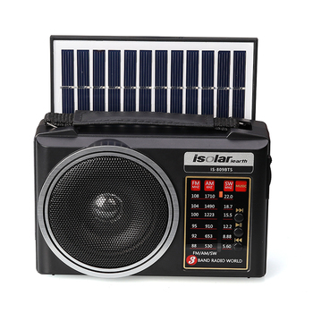 factoy wholesale home portable small stereo radio fm am sw radio with solar usb fm and speaker mini