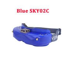 SKYZONE SKY02X/SKY02C/SKY03O/SKY03S 5,8 ГГц 48CH большой ассортимент FPV очки для RC гоночный дрон(China)