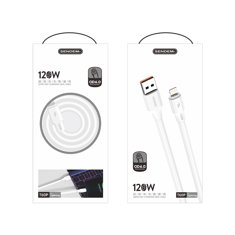 Charger I Phones 12 Pro Charge Packaging Mobile Phanes Light-ning Fast Charging Cable For Iphone