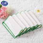 Fiber Cleaning Eco Bamboo Fiber Dish Cleaning Cloth Cloth For Room Clean
