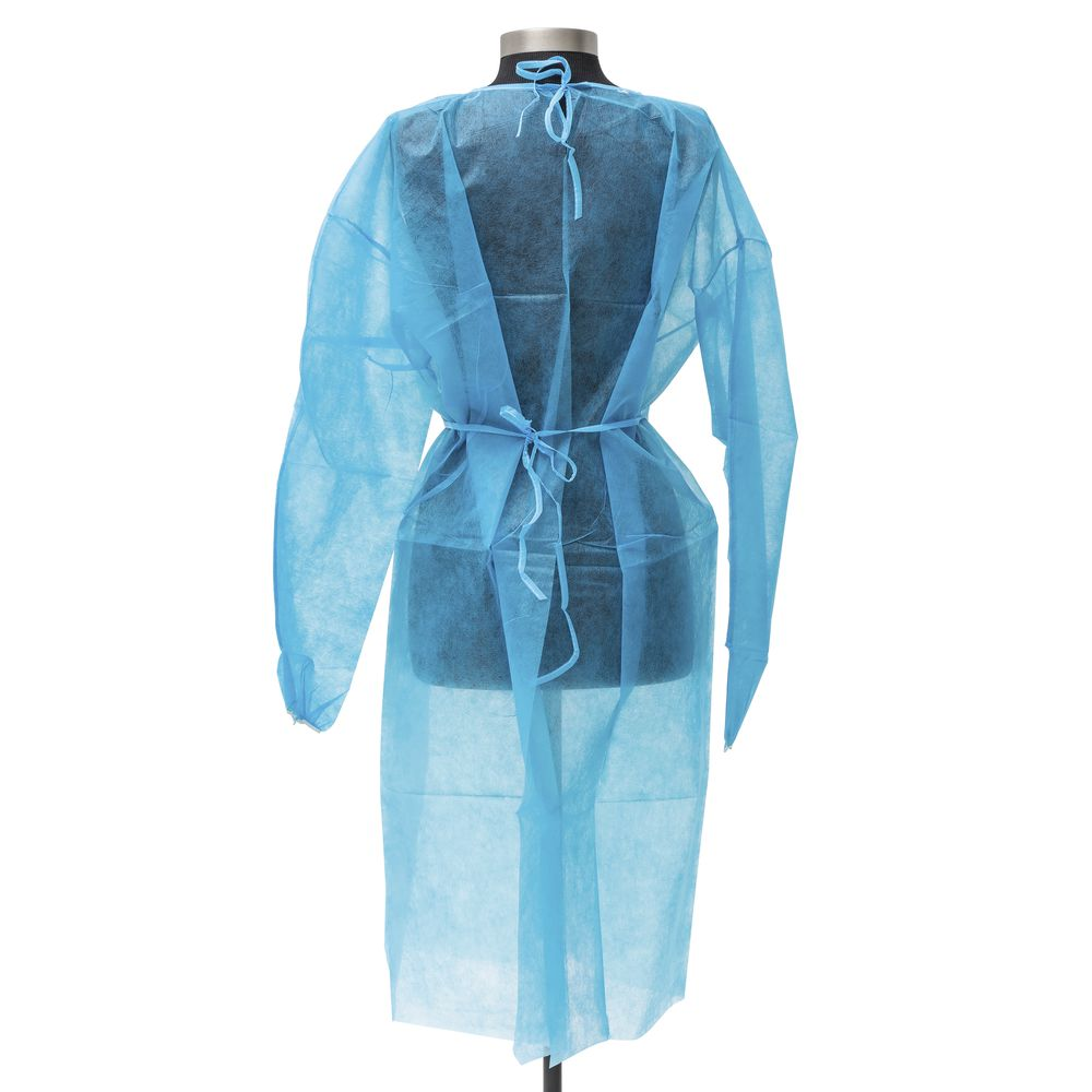Hospital Cheap safety protective Reusable Isolation Graphene Gown Anti-static AATCC 42 Level 1 - KingCare | KingCare.net