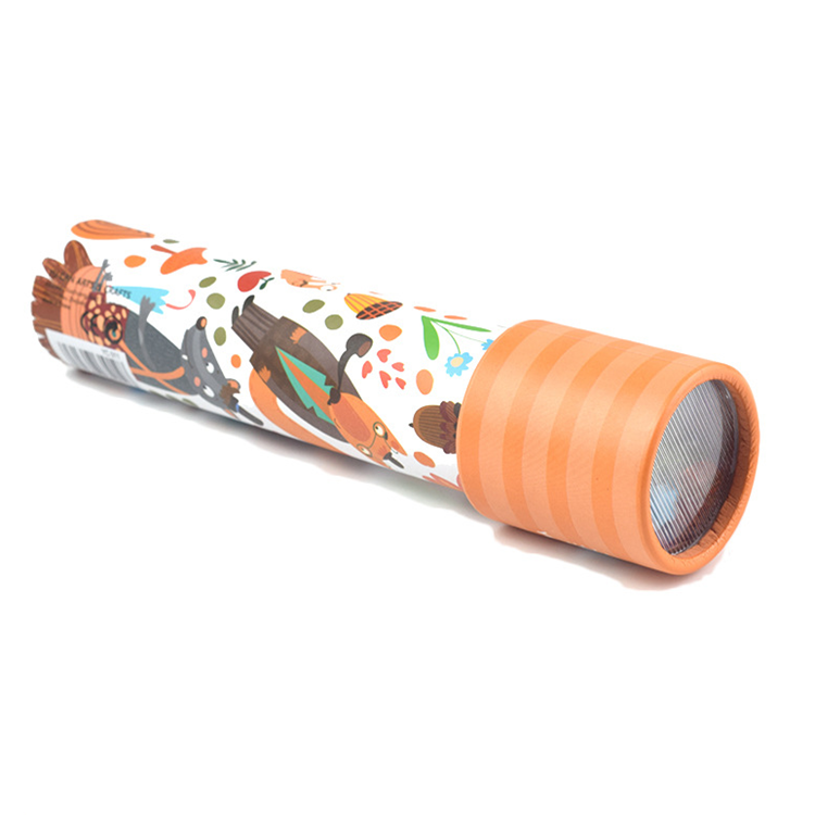 Funny Kids Education Toys Magic Classic DIY Handheld Subtle Kaleidoscope Game