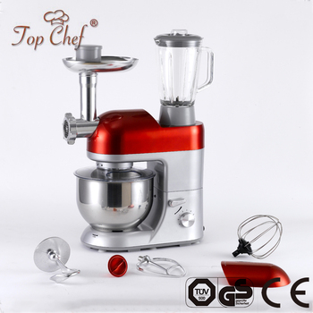 High Quality Mult-function Food Mixer Stand Mixer with power motor