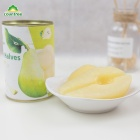 Pear Pear Canned Pear High Quality Preserved Pantry Food Canned Fruits Natural Canned Bartlett Pear
