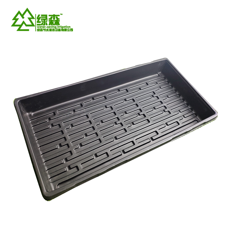Factory Microgreen Trays Extra Strength Shallow Seed Starting 1020 Plant Germination Tray With Holes for Microgreens Wheatgrass