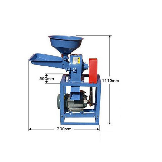 Animal Feed Mill Mixer Price Good Poultry Chicken Feed Mixer Grinder Machine Combine Machine For Animal Food Mixer And Crush