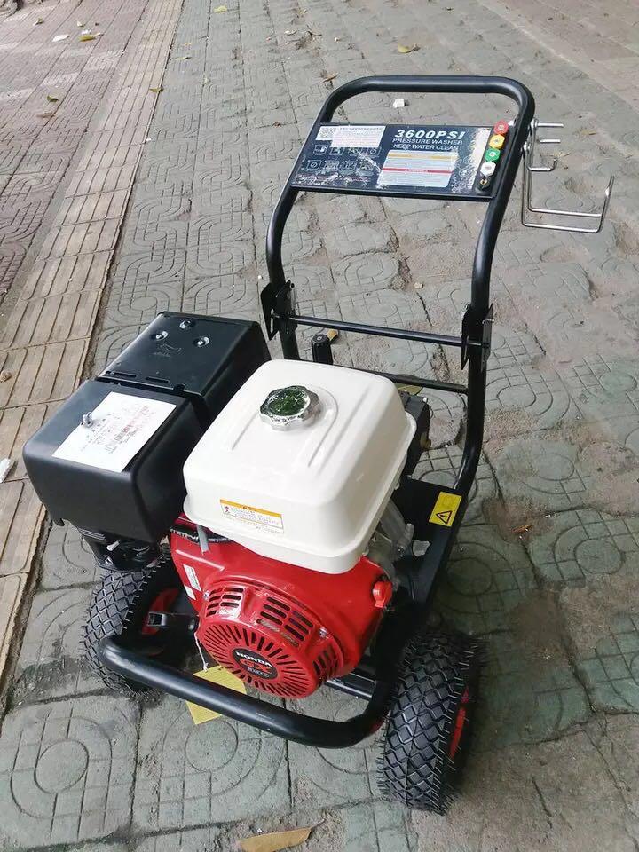 Original Honda gasoline ultra-high pressure cleaning machine commercial car washing machine sandblasting descaling bark
