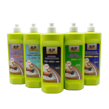 Car Care New Product Polish Wax Car Care China Protectant Products Car Polishing Compound Rubbing