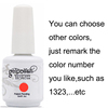 Remark Color Numbers