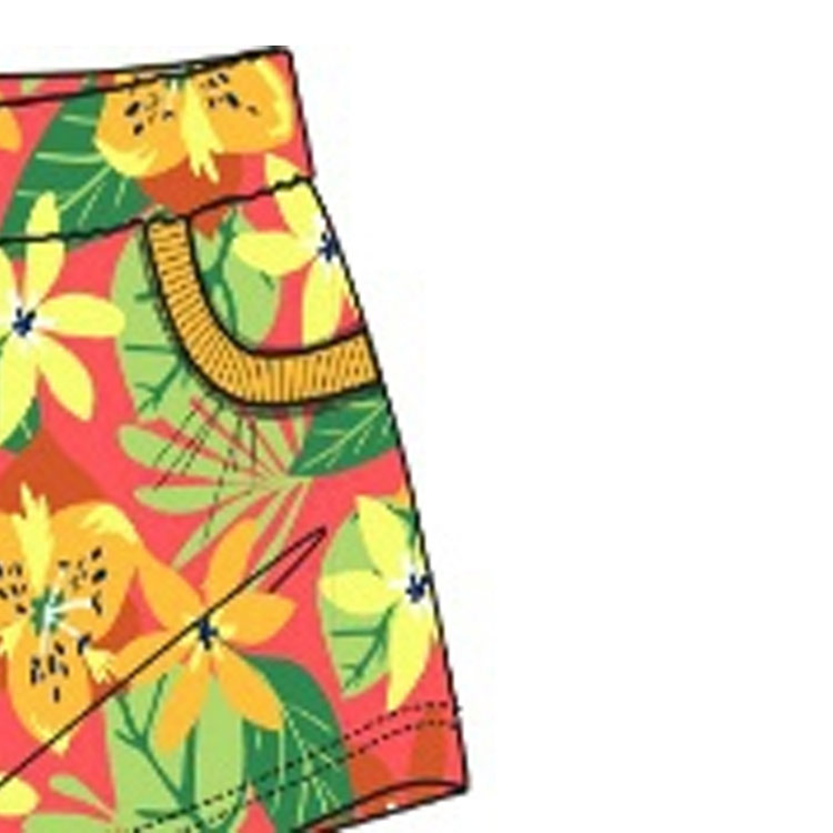 Children Casual Shorts Kid's Fashionable Short Pants Girls Suit Shorts Student Summer Shorts