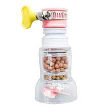 Кран фильтр очиститель воды вращение на 360 градусов высокая эффективность кухонная раковина фильтры для воды для дома с фильтром очистител...(Китай)
