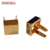 Decoration accessory direct factory price metal luggage bag foot stud rivet