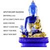 5 inch pharmacist Buddha / respect (gold paste)