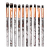 07 Brown marble eye brush