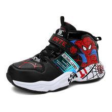 Весенняя обувь 2020, детские кроссовки для мальчиков, школьная обувь, легкая детская обувь для мальчиков, повседневная спортивная обувь для б...(Китай)