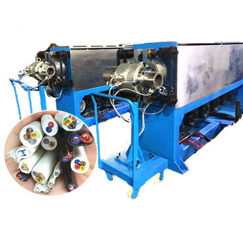electric wire extrusion production line for PVC,LDPE,XLPE,LSHF,NYLON,TPU