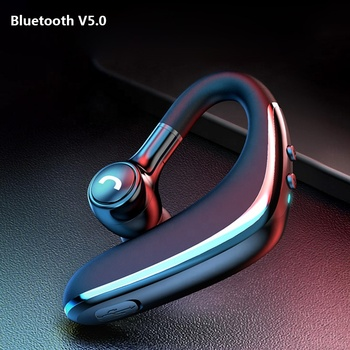 Newest Handsfree Headphone Bluetooth 5.0 Noise Cancelling Wireless Headset Earphone for Sports
