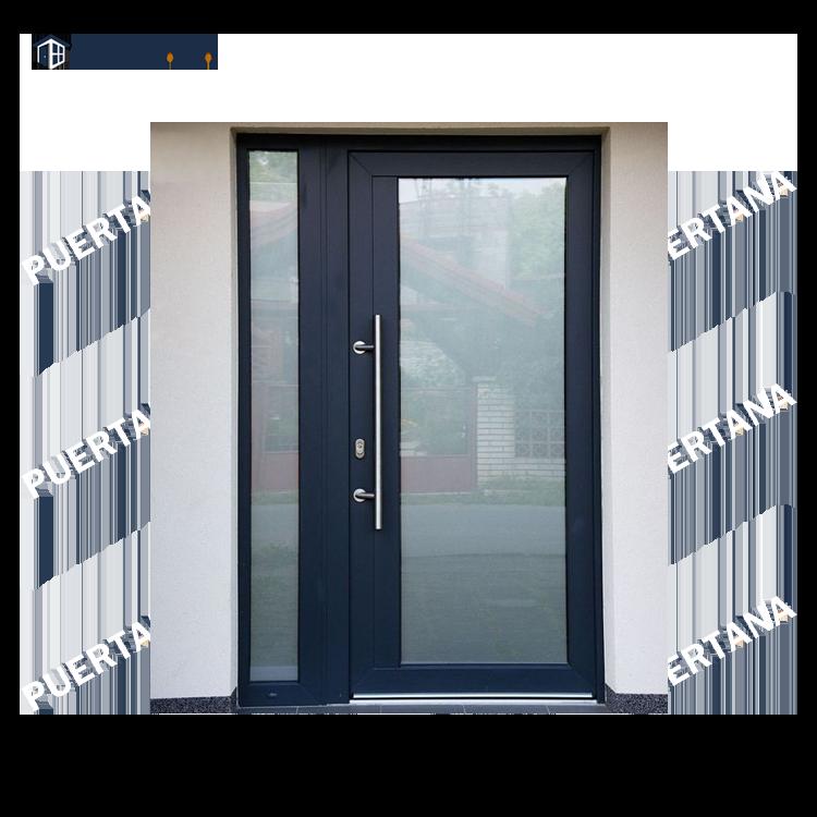 Наружные алюминиевые двойные створчатые двери, французские входные стеклянные двери, наружные алюминиевые навесные двери для внутреннего дворика