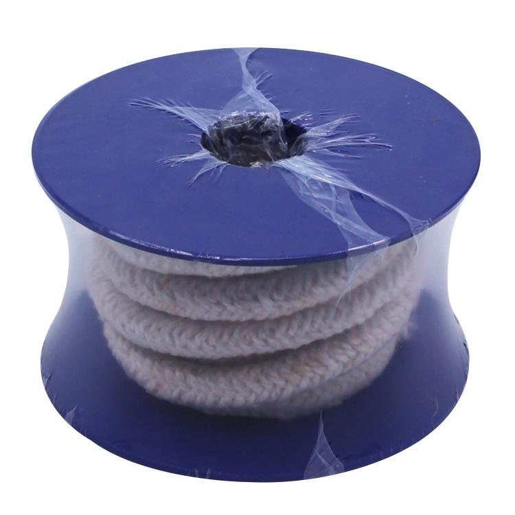 Огнестойкая Высококачественная Заводская оптовая продажа, круглая веревка из керамического волокна
