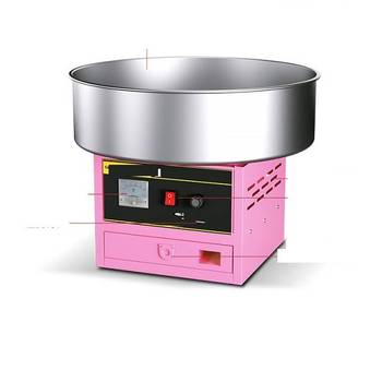 Cotton Candy Floss Making Machine With Cart / Fairy Floss Maker/ Candy Maker For Sale