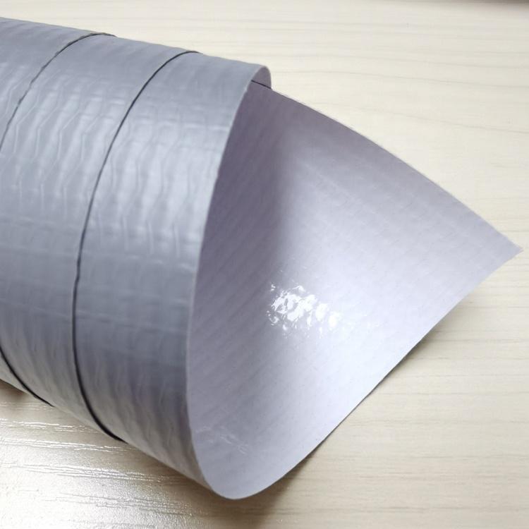 280gsm grey back vinyl banner for eco solvent printing