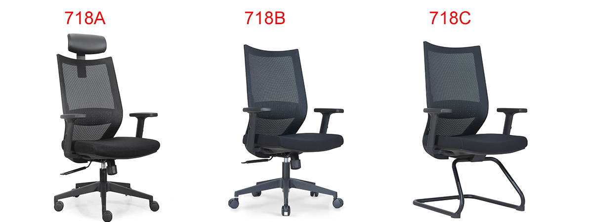 Office Factory cheap Price Color Commercial Furniture Office Chair Swivel
