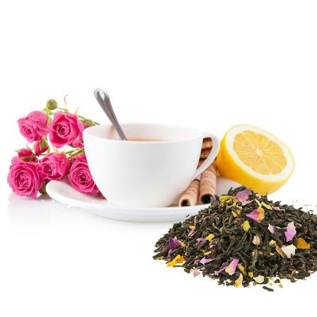 Loose fruit flavor detox tea Lychee Black tea -The imperial concubine of black tea - 4uTea | 4uTea.com