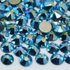 B19#blue zircon AB
