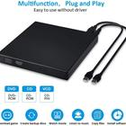Player External Drive Raycue USB 2.0 Portable Drive Rewriter Slim External CD DVD Player