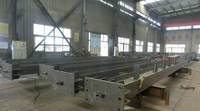 Weld Parts on H Steel