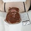 Chocolate jelly mask