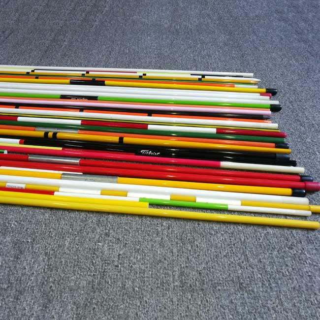 Пластиковые клюшки для гольфа из стеклопластика под заказ