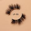 5D fluffy faux mink eyelash LF-55